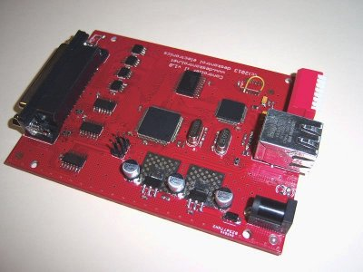 Deskontrol Art-Net Pixel Controller II
